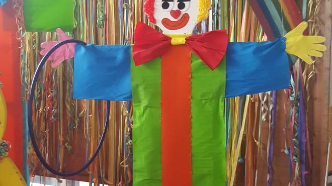 …E' proprio vero che tutti si divertono a Carnevale!!