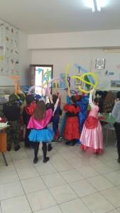 carnevale primaria 3