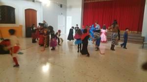 carnevale primaria 4