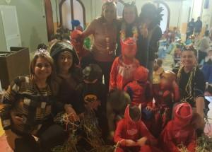 festa carnevale materna 2