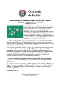 lettera aetanet