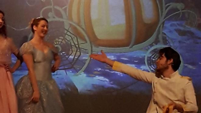 """Spettacolo teatrale """"C'era una volta il principe azzurro"""""""