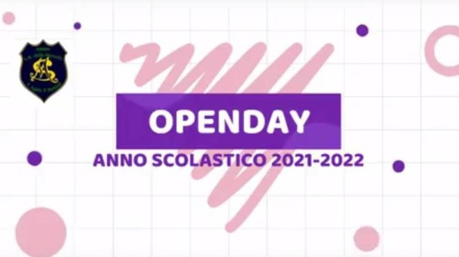 Video Open Day a. s. 2021/22