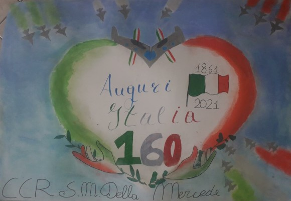 """17 Marzo 2021 – """"Giornata dell'Unità nazionale, della Costituzione, dell'Inno e della Bandiera"""""""