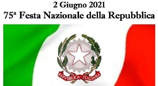 Rappresentanza del CCR dell'Istituto S. Maria della Mercede alla Festa del 75° Anniversario della Repubblica 🇮🇹