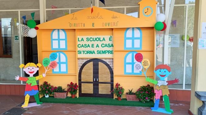 Festa di accoglienza Scuola Primaria
